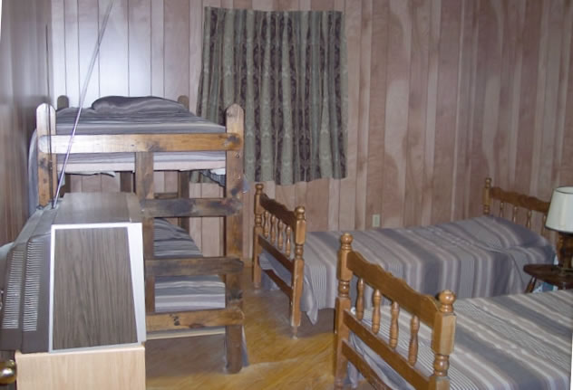 A third bedroom